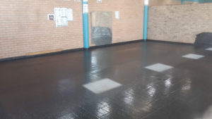 Rubberised Floor in Cape Town   Polyurethane Floor Lining in Cape Town